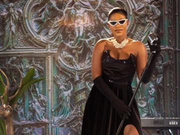 VIDEOS: NAM1's Zylofon Media Throws A Lavish Birthday Party To Its Artiste With Zero Hit Songs, Tisha