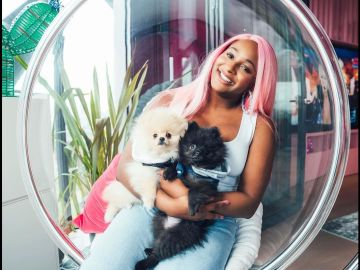 We Cannot Date If My Dogs Do Not Like You - Billionaire Daughter, DJ Cuppy Tells Men