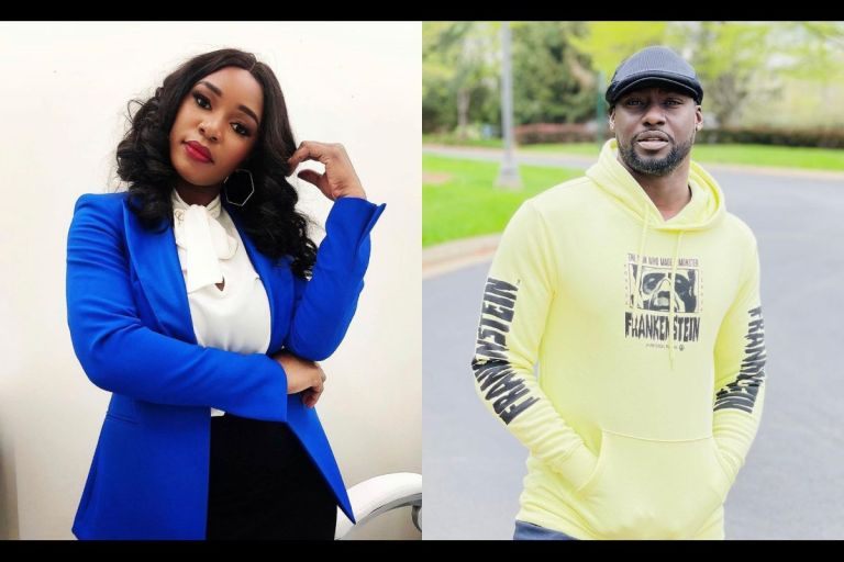 Here's A Brief Profile Of Chris Attoh's 3rd Wife, Chinecherem Eze