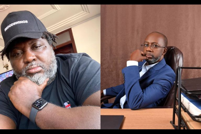 Sound Engineer, Da Hammer, Tells GHAMRO Chairman, Rex Omar To Stop Hallucinating After He Posted Conceptual Design For A Proposed Office For GHAMRO