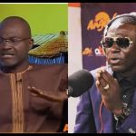 VIDEO: Kennedy Agyapong Shames Captain Smart On Live Television For Refusing To Pay Ghc10,000 Owed Him