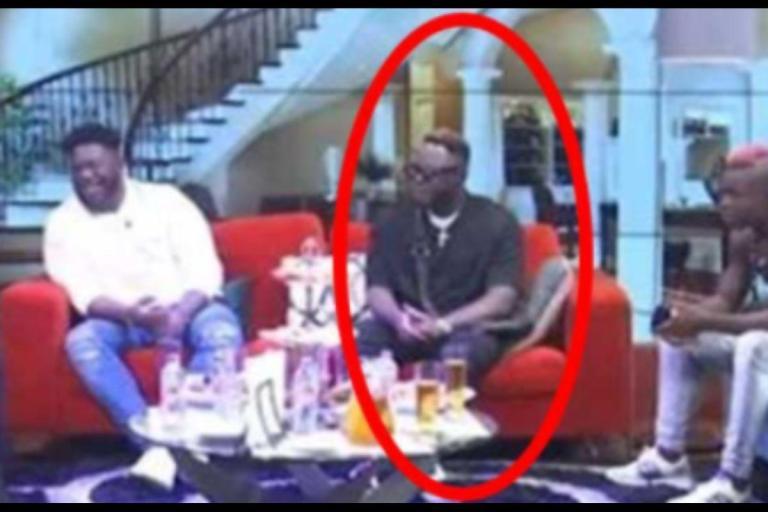 Watch The Awkward Moment Medikal Went Completely Unconscious On UTV's United Showbiz