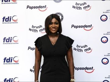 Nollywood Actress Mercy Johnson Mourns Her Late Mother