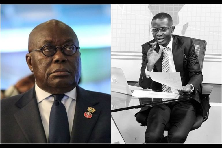 VIDEO: Take The Criticisms In Good Fate And Fix The Country - Bernard Avle Boldly Tells President Akufo-Addo