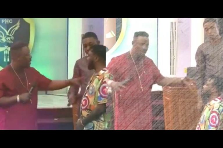 VIDEO: Give God Ghc5,000 And The White Woman You're Chatting With Will Send You Millions - Prophet Nigel Gaisie Tells Sakawa Boy