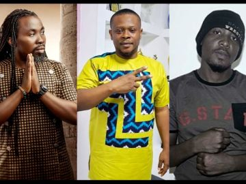 Appietus Snubs Sarkodie And Names Obrafour And Okomfour Kwadee As Ghana's All-time Best Rappers