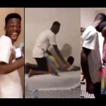 VIDEO: Happy Moment For Sammy Of Date Rush As She Grabs
