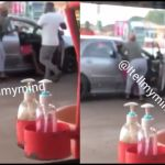 VIDEO: Side-chick Busted And Disgraced While Seated Comfortably In The Front Seat Of Main-chick's Boyfriend's Car