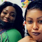 VIDEO: Afia Schwarzenegger Visits Stacy Amoateng Probably To Plot On How To Deal With Their 'Enemy' Adu Safowaah