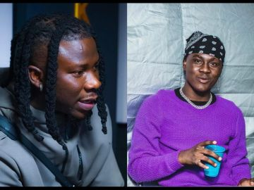 Larruso Narrates How Stonebwoy Willingly Helped In Remixing His 'Killy Killy' Song Without A Fee