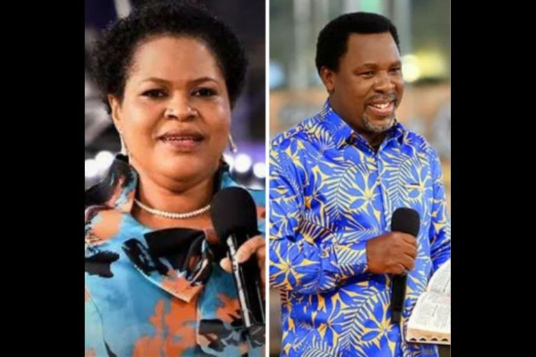 Why I'm Not Surprised by My Husband's Death - TB Joshua's Wife Reveals