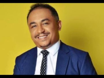 There Are Some Things God Can Never Do - Daddy Freeze