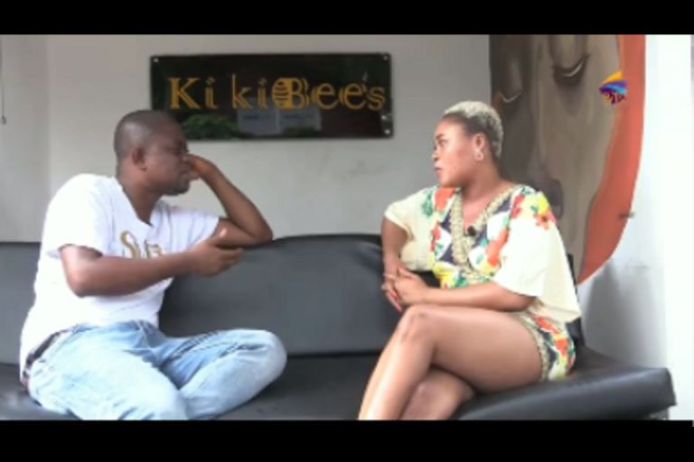 VIDEO: 91% Of Young Ghanaian Ladies Are Into Hook-ups - Wannabe Actress Claims