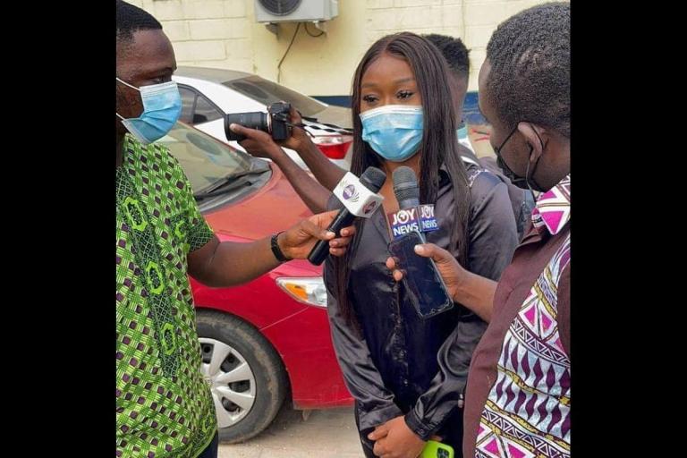 Efia Odo Reportedly Released From Police Custody