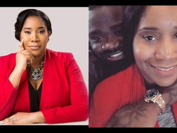 'I Thought She Was His Mother' - Ghanaians React To Captain Planet's Posting Wishing His Wife, Uche Ofodile, A Happy Birthday