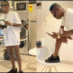 PHOTOS: No More Wearing Of Jeans Again - Shatta Wale Says After He Busted And Trolled For Rocking A Fake Dsquared2 Jeans