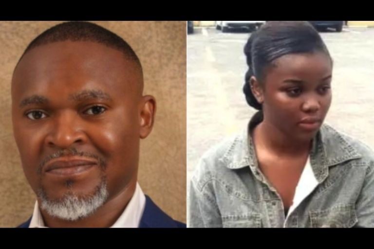 CCTV Footage Of Chidinma And Late Mr Ataga Before She Murdered Him Hits Online