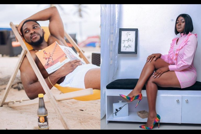 Reality Star, Alex Unusual, Gives Reasons Why She Never Wished Tobi Bakare On His Birthday