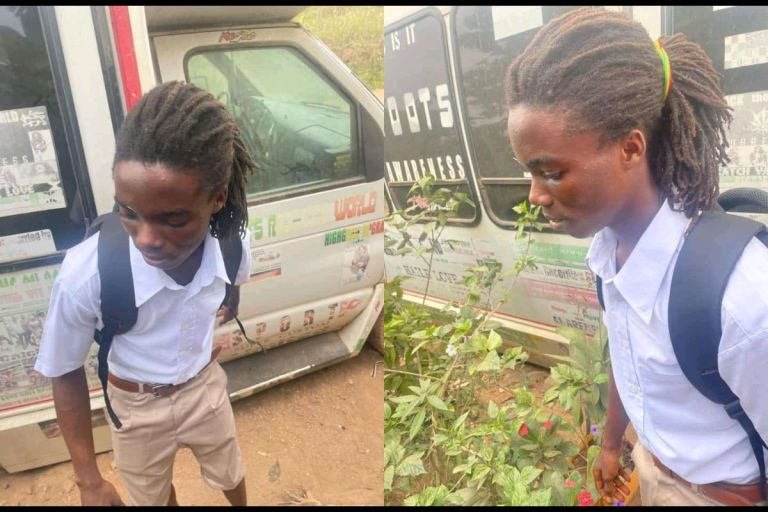 Rastafarian Student, Tyron Marhguy, Set To Report To Achimota School After Court Case Victory