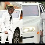 Reports That Shatta Wale Has Shipped The 'Borrowed' Rolls Royce To Ghana Are Completely False