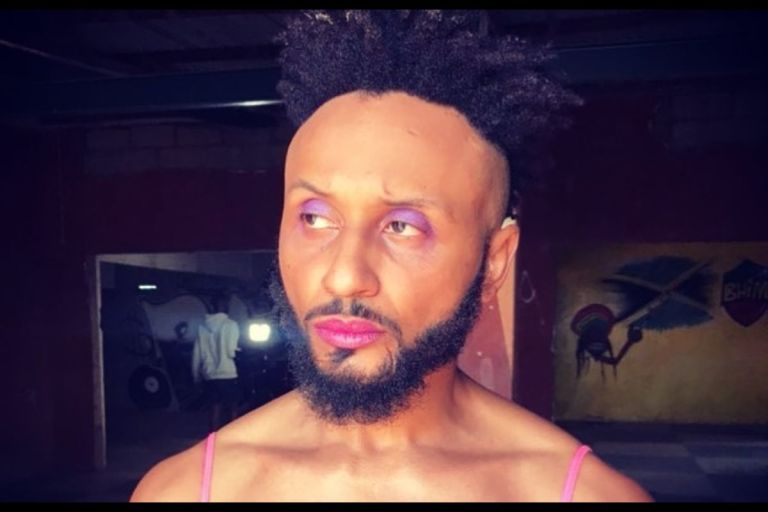 Hell Is Your Portion If You Hate Homosexuals - Wanlov the Kubolor