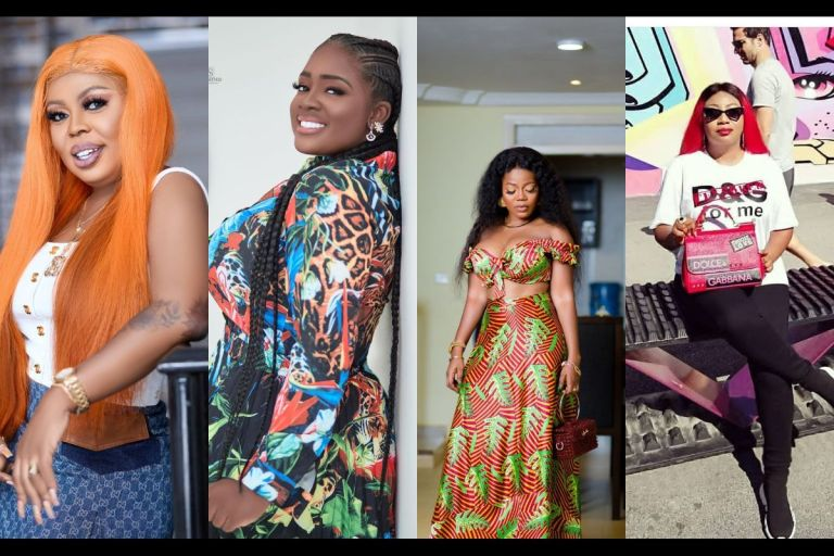 """""""Keep Me Different Lord, I Don't Wanna Be Like Them"""" - Mzbel Subtly Shades Afia Schwar, Diamond Appiah And Tracey Boakye"""