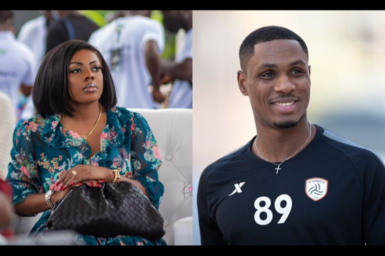 Kevin Taylor Refers To Nana Aba Anamoah As Ighalo's Hood Slut For Laughing At NDC's March For Justice Protest