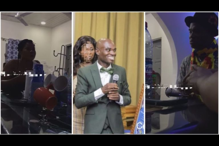 VIDEO: Dr UN In Big Trouble For Allegedly Impregnating An SHS Student