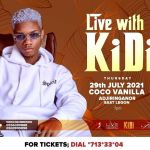 Social Media Users Blast KiDi For Charging Ghc15,000 For His 'LiveWithKiDi' Show