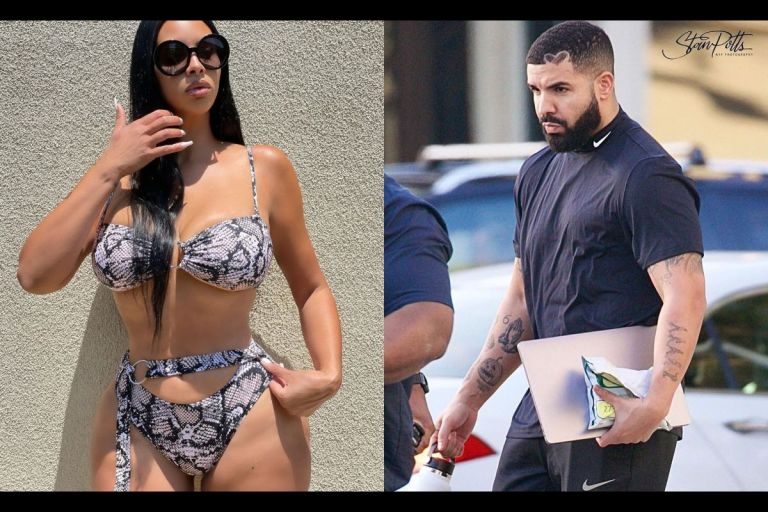 Report Claims Drake Has Been Dating Johanna For Months And Mentoring Her Son Too