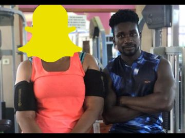 A Photo Of The Gym Instructor Who Was Shot Dead At Tantra Hills For Allegedly Sleeping With A Married Woman Pops Up