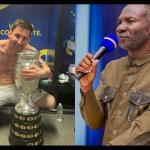 VIDEO: Embarrassment As Prophet Badu Kobi's Prophet About Brazil Winning 2021 Copa America Cup Fails