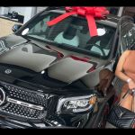 """""""Bought myself a brand new 2021 Benz"""" - Young Lady Brags As She Flaunts Her New Car On Twitter"""