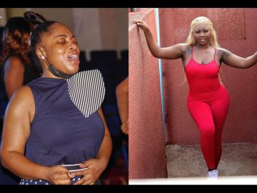 VIDEO: Salma Mumin Shamelessly Apologizes To Moesha Buduong After Allegedly Releasing Phone Call Recordings Between Herself And Moesha's P.A