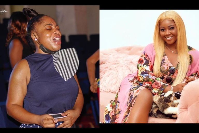 """""""I'm Super Happy"""" - Is Salma Mumin Happy About Her 'Enemy', Moesha's Predicament Lowkey?"""