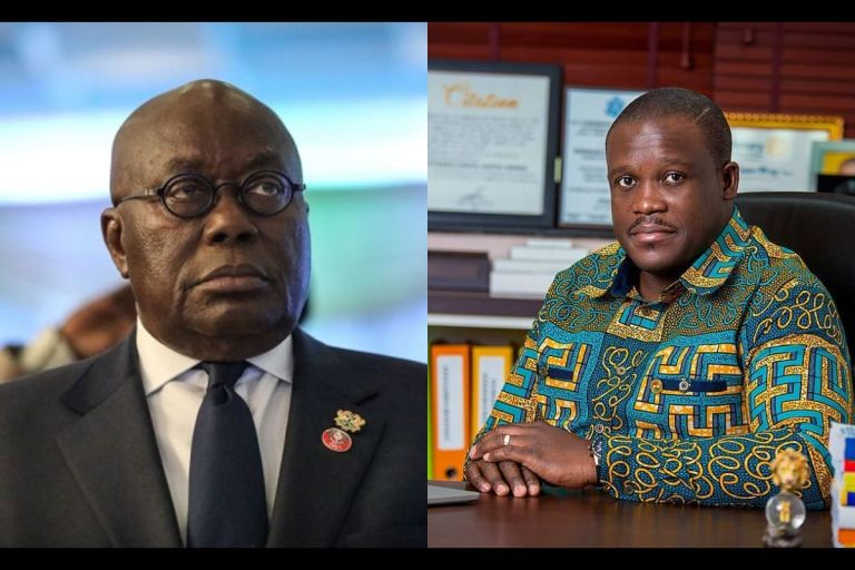 'Failure And Bloodstained Would Be The Legacy Of President Akufo Addo' - Sam George
