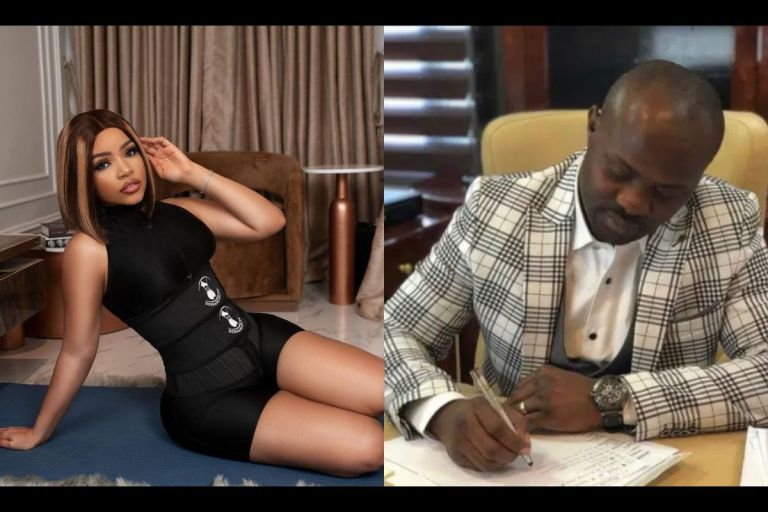 BUSTED: Nengi's Range Rover Velar Was Bought For Her By Her Married Sugar Daddy