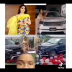 VIDEO: Nengi Busted For Respraying The Range Rover Her Fans Gifted Her On Her Birthday And Claiming It's A New One She Bought?