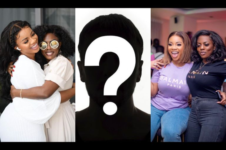 Between Nana Aba Anamoah And Her Puppet, Serwaa Amihere, Who's Banging A Ghanaian MP From The North?