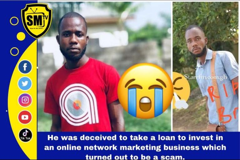 Sad As Ghanaian Teacher Gets Broken Heart And Takes His Own Life After Investing A Loan Into An Online Business Which Turned Out As Scam