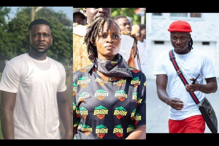 Ayisha Modi Exposes Stonebwoy On How He Travelled With His Boyhood Friend Abroad As One Of His Crew Members, Aided Him To Beat Immigration And Abscond
