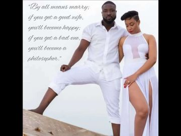 Elikem Kumordzie Apologizes To His Ex-wife, Pokello, And Begs For Her Forgiveness On Her Birthday