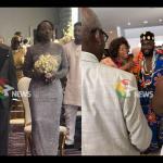 VIDEO: Late President Atta Mills' Son, Kofi Mills, Marries His Ghanaian Girlfriend In London