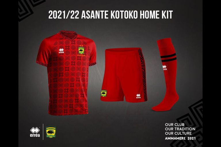 Here Are The Meaning Of The Adinkra Symbols On Asante Kotoko's New Home And Away Jerseys