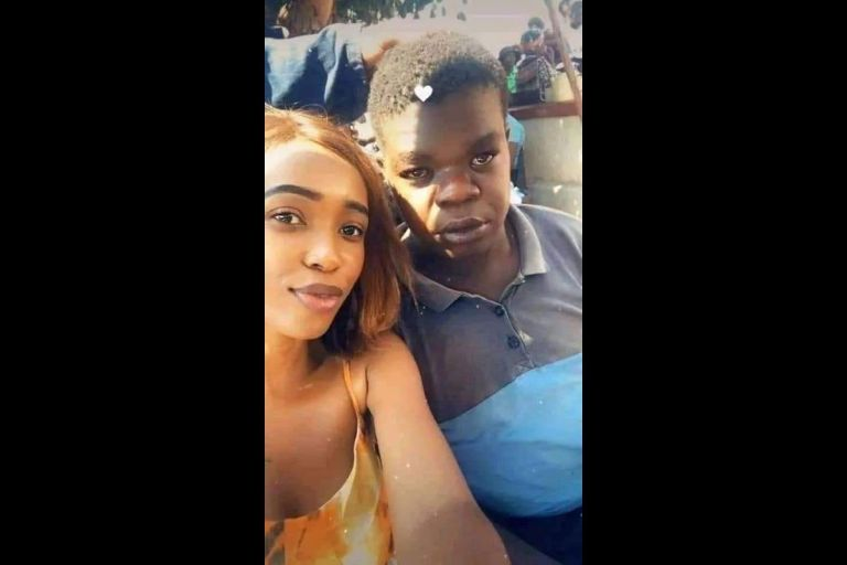 PHOTOS: Young Man Who Won ₵3,000,000 On Betway Reportedly Finds A Pretty Girlfriend On The Same Day
