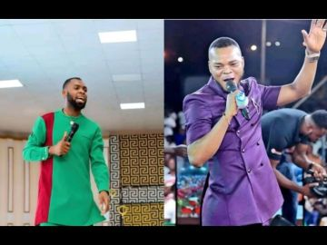 VIDEO: Bishop Obinim And Myself Are Church Politicians, Go To Hell If You Don't Understand - Reverend Obofour