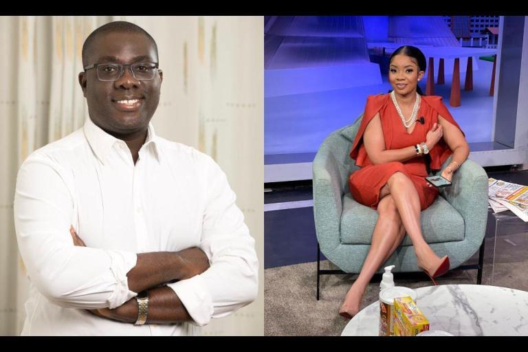 Serwaa Amihere Boldly Makes Her First Post After Abena Korkor Alleged That She Sleeps With NPP's Sammy Awuku And John Boadu