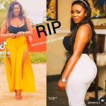 Is Dr Kwaku Oteng's Estranged Wife, Akua GMB, Dead? Here's The Truth
