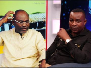 Shocking Revelation: Kennedy Agyapong And Chairman Wontumi Will Disappear Before 2021 Ends