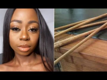 Nigerian Lady Narrates How She Flogged An Old Woman Who Slapped Her